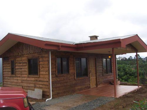Cozy Mt Top Cabin - 360 View : Orosi : Costa Rica