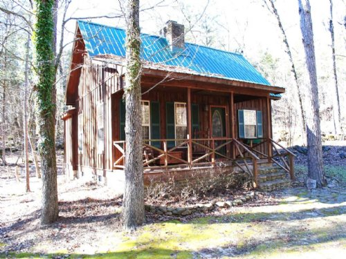 National Forest 20 Acres And Cabin : Mountain View : Stone County : Arkansas