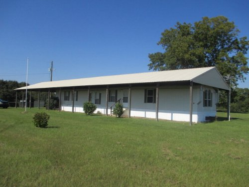 Mobile Home On 5 Acres In Troy : Troy : Pike County : Alabama