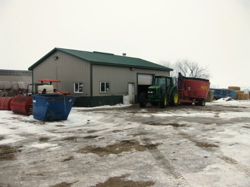 10 Acre Acreage : Ward : Moody County : South Dakota
