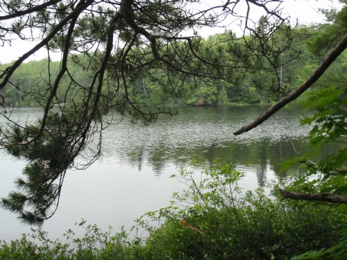 Lake Ongie : Houghton : Michigan