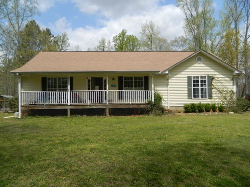 Ranch On 3.35 Acres With Fence/coop : Winterville : Clarke County : Georgia