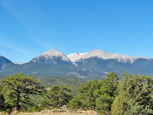 Adjoins Blm : Salida : Chaffee County : Colorado