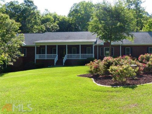 Custom Built Home On 8 Acres : Loganville : Walton County : Georgia