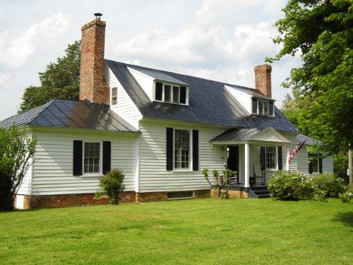 Airy Green : Farmville : Cumberland County : Virginia