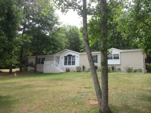 Mobile Home With 7.8 +/- Acres : Goshen : Pike County : Alabama
