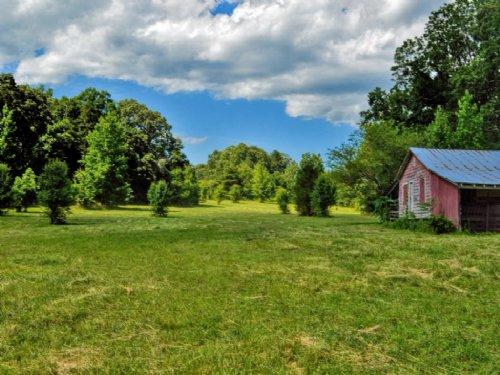 13.57 Acre Mini-farm Campobello : Campobello : Spartanburg County : South Carolina