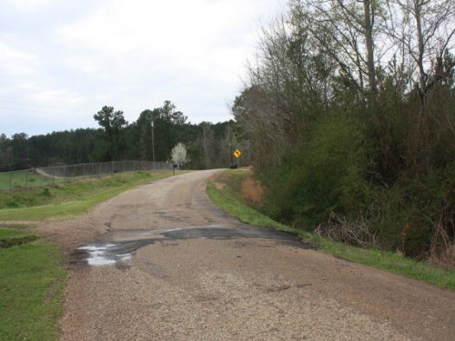 Excellent Creek Frontage + Homesite : Wesson : Lincoln County : Mississippi