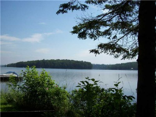 Big Indian Lakefront Lot : Saint Albans : Somerset County : Maine