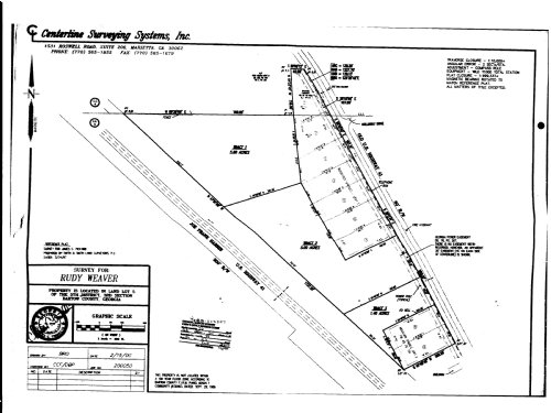 6.4 Commercial Acres Us Highway 41 : Adairsville : Bartow County : Georgia