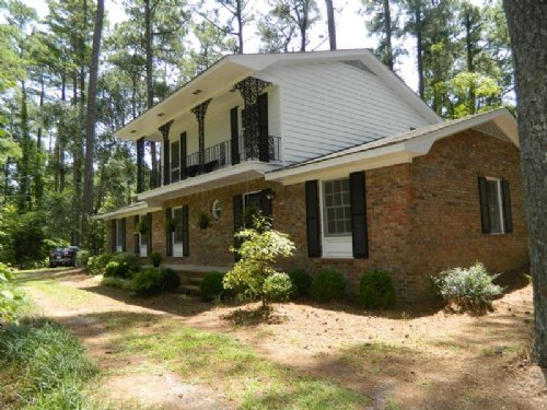 Brick & Siding 2-story On 5.42 Acre : Lexington : Oglethorpe County : Georgia