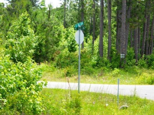 20+ Acres With Creek Frontage : Raiford : Union County : Florida