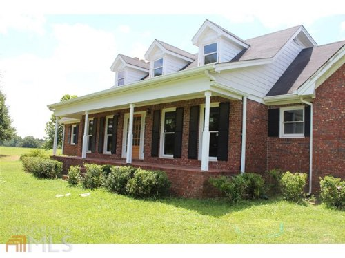 Brick Home On 15 Beautiful Acres : Social Circle : Walton County : Georgia