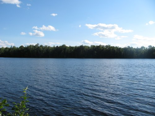 Long Pond Waterfront Lot 5.1 Acres : Lincoln : Penobscot County : Maine