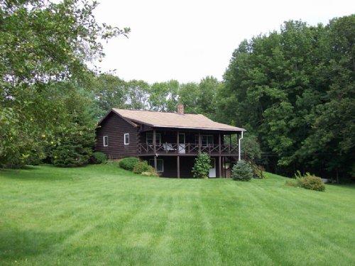 Wassookeag Lake Cabin : Dexter : Penobscot County : Maine