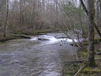 Creek, You Own Both Sides : Palmer : Grundy County : Tennessee