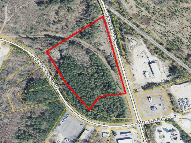 Great Industrial Tract : Locust Grove : Henry County : Georgia