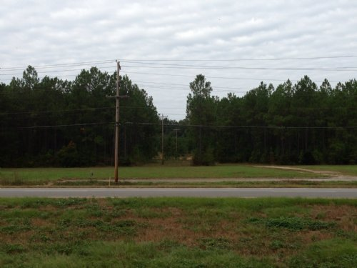 5 Ac High Profile Commercial Land : Troy : Pike County : Alabama