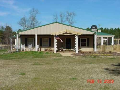 Horse Farm For Rent : Rutledge : Morgan County : Georgia
