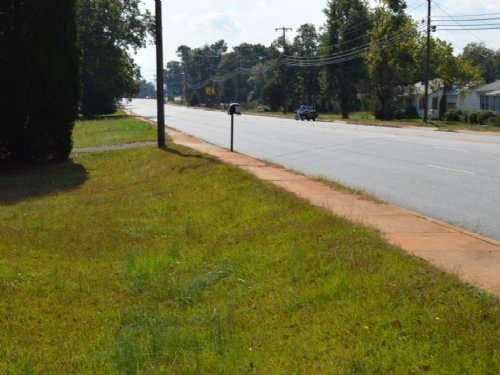 3.42 Acre Commercial Lot On Highway : Spartanburg : South Carolina