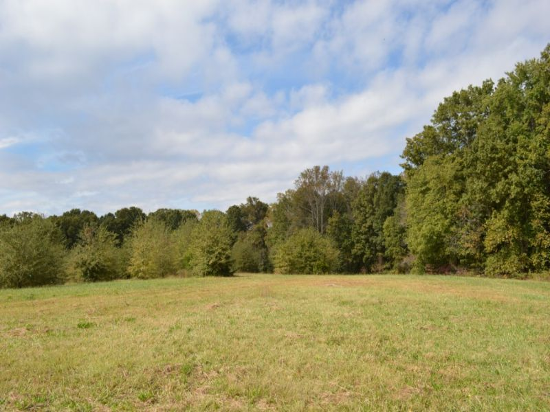 Reduced 8.83 Acres In Holly Springs : Wellford : Spartanburg County : South Carolina