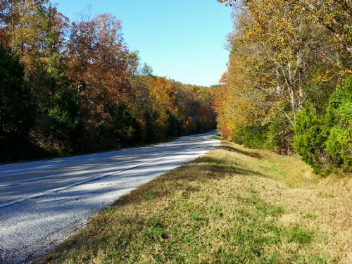 10.75+/- Acres In City Limits : Mountain View : Stone County : Arkansas