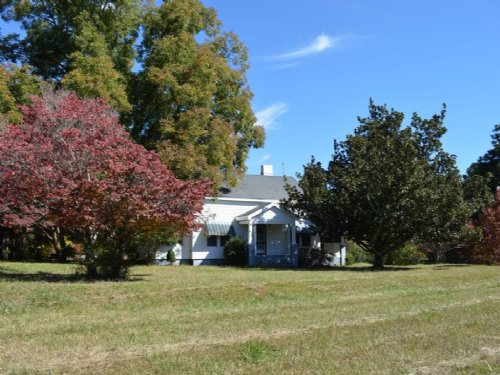 5 Acres With 1870's Home : Enoree : Spartanburg County : South Carolina