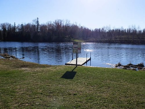 Lot W/deeded Access To Byhre Lake : Fifield : Vilas County : Wisconsin