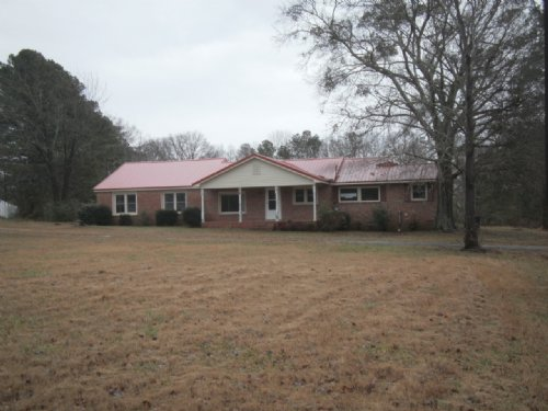 Brick Ranch On 3.4 Acre Lot : Lexington : Oglethorpe County : Georgia