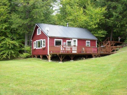 Maine Camp : Saint Albans : Somerset County : Maine