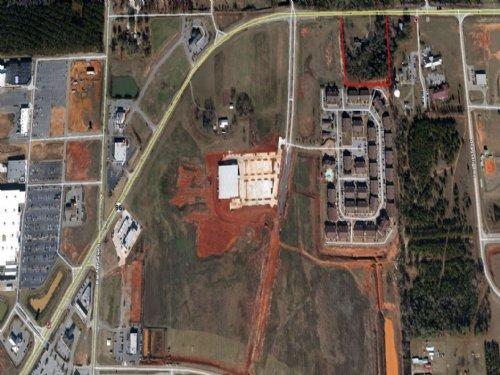 5 Acres On Highway 96 : Warner Robins : Houston County : Georgia