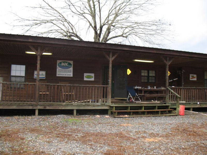 Hawg Head Lodge, Priced To Sell : Rockledge : Laurens County : Georgia