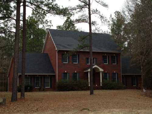 5 Br/2.5 Ba Home On 8 +/- Ac : Troy : Pike County : Alabama