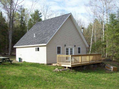 Wassookeag Lake Chalet : Dexter : Penobscot County : Maine