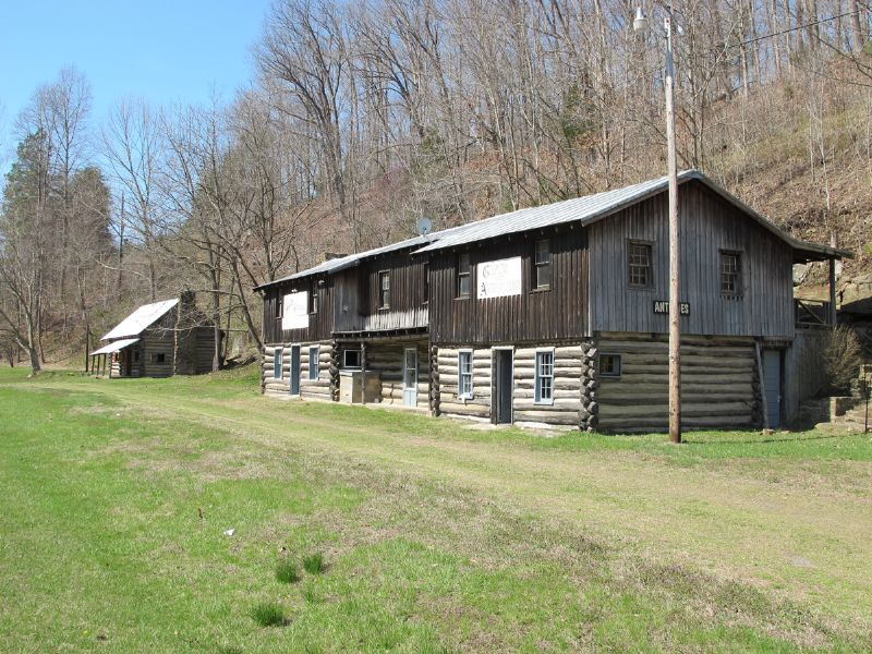 2 Cabins & 800± Feet On Us-29 : Lovingston : Nelson County : Virginia