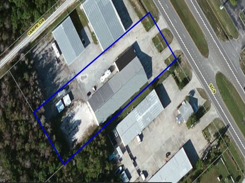 Commercial Retail Building : Longs : Horry County : South Carolina