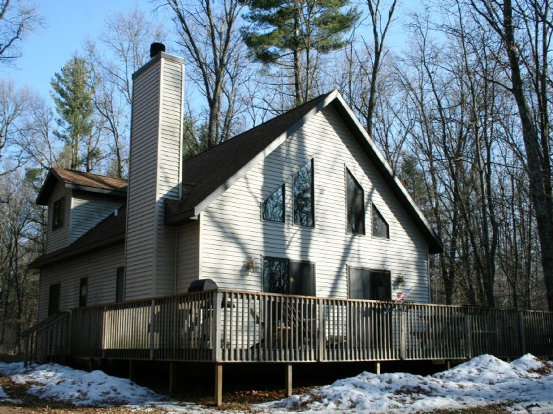 Affordable Lake Living : Arkdale : Adams County : Wisconsin