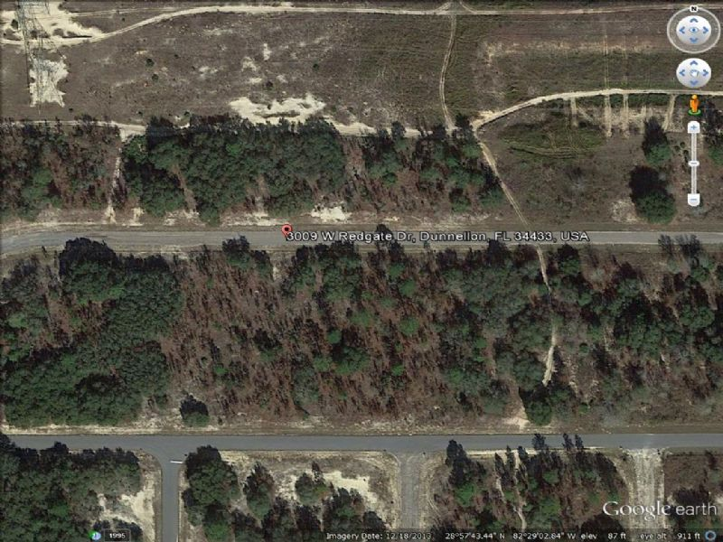 Lovely Land For Sale : Dunnellon : Citrus County : Florida