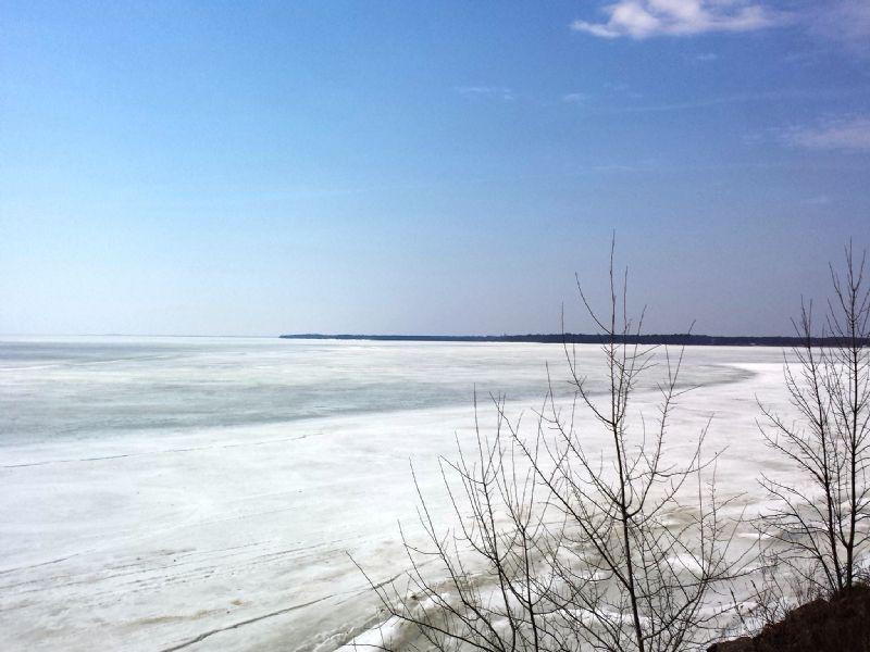 Beautiful Lakefront Lot : Nekoosa : Juneau County : Wisconsin