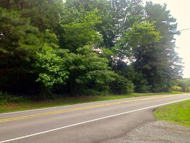 3.76 Ac Subdivision Lots : Charlotte : Mecklenburg County : North Carolina