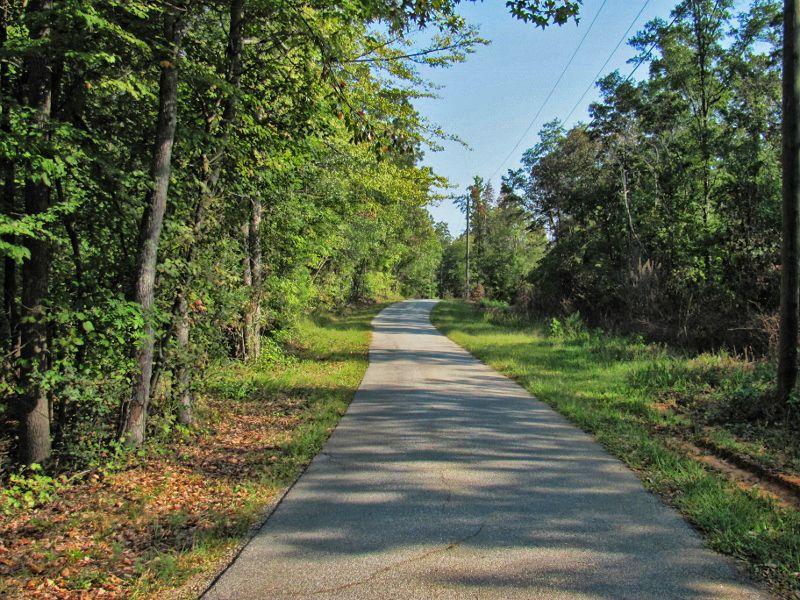Beautiful Rural Acreage : Jonesville : Union County : South Carolina