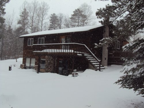 Quiet Northwoods Subdivision In The : Woodruff : Oneida County : Wisconsin