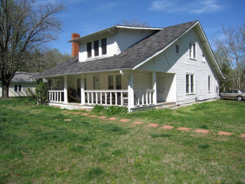 Two Homes And Land : Pinnacle : Stokes County : North Carolina