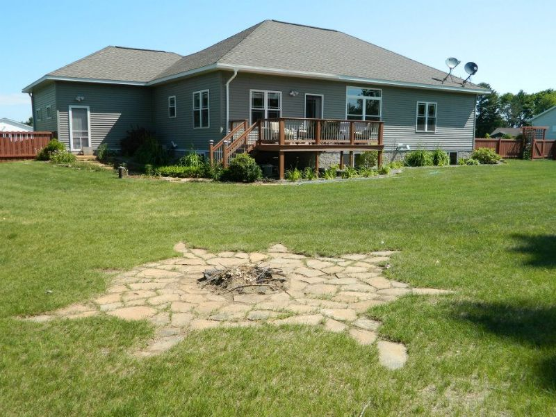 Quality Home Near Lake Dubay : Knowlton : Marathon County : Wisconsin