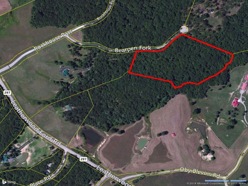 10.71 Acre Equestrian Estate Lot : Jamestown : Fentress County : Tennessee