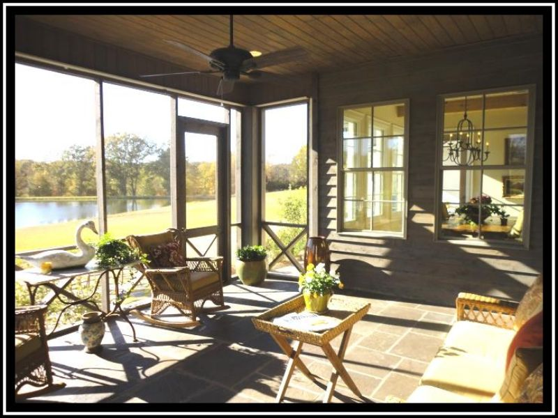 Estate Home With Acreage : Madison : Madison County : Mississippi