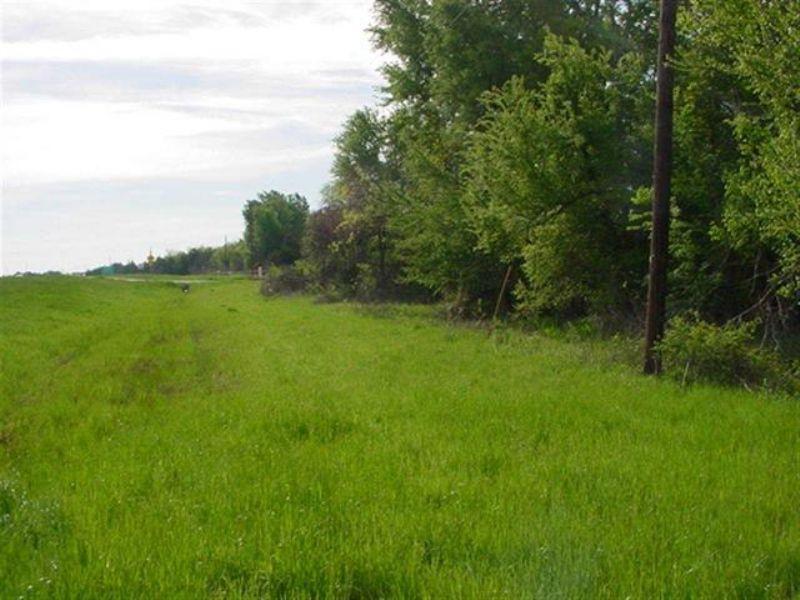 3+ Acres (#27996) : Paris : Lamar County : Texas