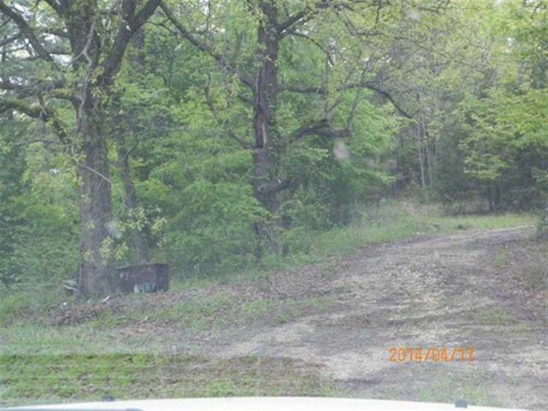 10 Acres (#27998) : Idabel : McCurtain County : Oklahoma