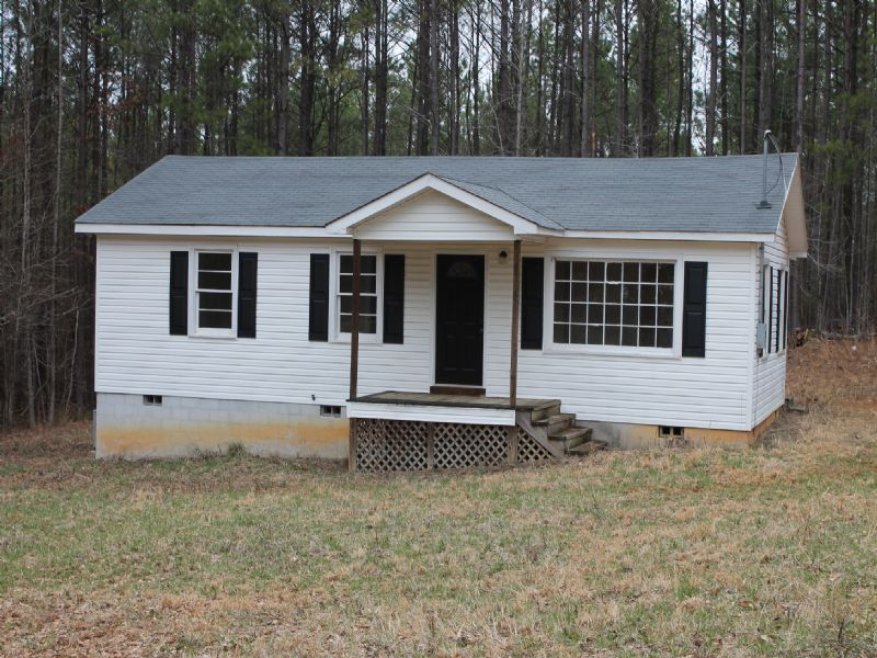 Online Only- Houses And 22 Lots : Wedowee : Randolph County : Alabama