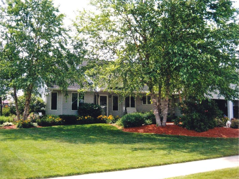 Bright And Sunny Traditional Ranch : Waunakee : Dane County : Wisconsin